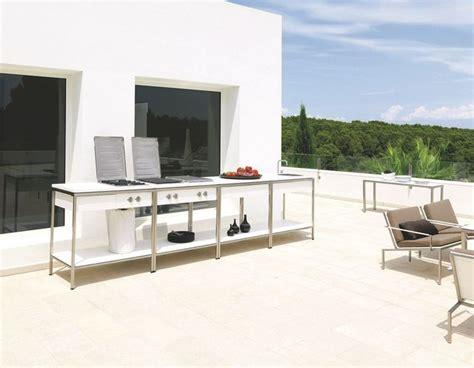 cuisine exterieur inox cuisine d ext 233 rieur inox mobile design barbecue plancha c 244 t 233 maison