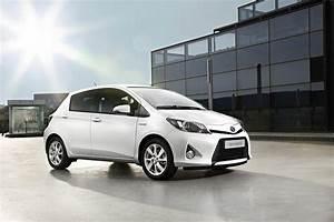 Toyota Yaris Hybride Chic : toyota yaris hybride prix consommation fiche technique ~ Gottalentnigeria.com Avis de Voitures
