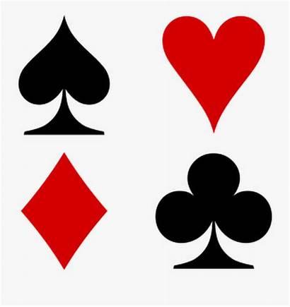 Spades Spade Hearts Clubs Diamonds Heart Diamond