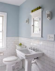 Daltile Arctic White Subway Tile by Subway Tiles W Chair Rail Top Bathrooms Pinterest