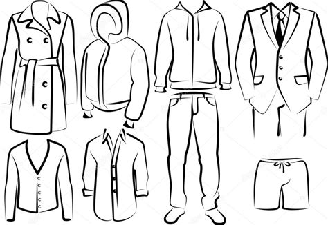collection of clothes stock photo 169 maximmmmum 32287257