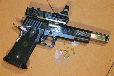 sti  cap   ipsc competition gun digest