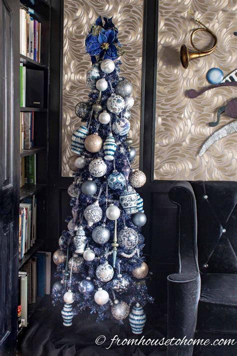 glam christmas tree decorating ideas