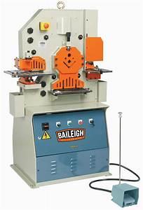 Baileigh SW-50 Five Station Ironworker