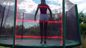 Prix D Un Trampoline : comparatif video couture filets topflex avec un trampoline ~ Dailycaller-alerts.com Idées de Décoration