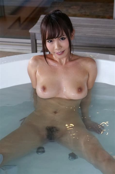 Mikuru Mio Naked In Hot Tub Sexytimechi