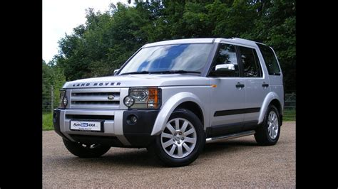 Land Rover Discovery 3 2.7 Tdv6 Se Manual For Sale In