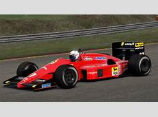 Alain Prost Ferrari F18788C RaceDepartment Latest