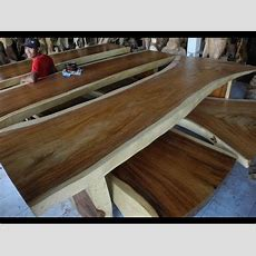 Solid Wood Dining Table  Youtube