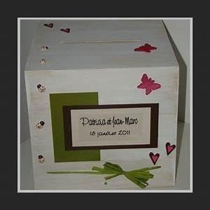 Urne Mariage Champêtre : urne mariage tous les messages sur urne mariage l ~ Melissatoandfro.com Idées de Décoration