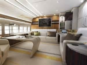 jet prive de luxe interieur avion de luxe int 233 rieurs pour des vols priv 233 s tout confort