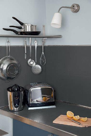 peinture grise pour cuisine peinture multi supports pour repeindre sa cuisine