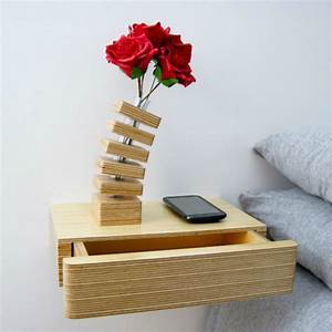 7, Alternatives, To, Bedside, Tables, For, Small, Spaces, U2013, Mocha, Casa, Blog