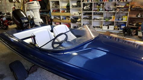 14 Ft Speed Boat And 40 Hp Outboard For Sale In Carney