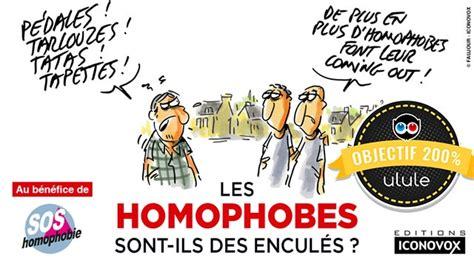 si e dessinateur les homophobes sont ils ulule