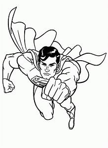 Justice League Coloring Pages - Coloring Home