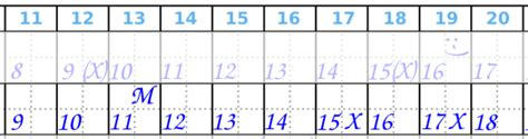 zykluskalender zum ausdrucken kinderwunsch