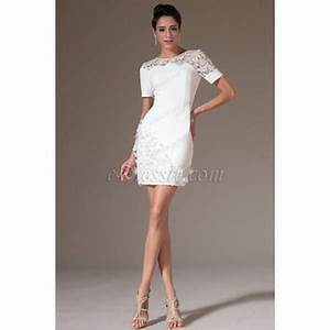 robe habillee et originale all pictures top With robe blanche habillée