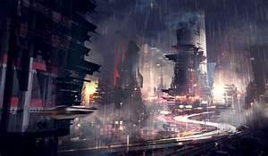 Sci Fi Cityscapes | www.pixshark.com - Images Galleries ...