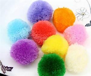 Online Buy Wholesale pom pom yarn from China pom pom yarn