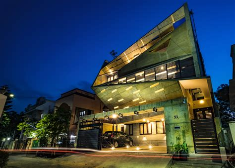 MILLENNIAL HOME- RAMESH RESIDENCE@ECR | Architect Magazine