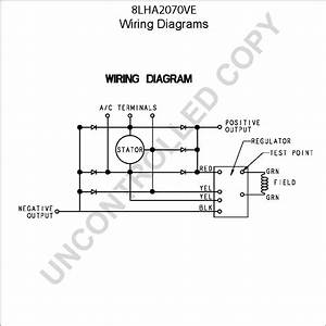 Leece Neville Alternators Wiring Diagram