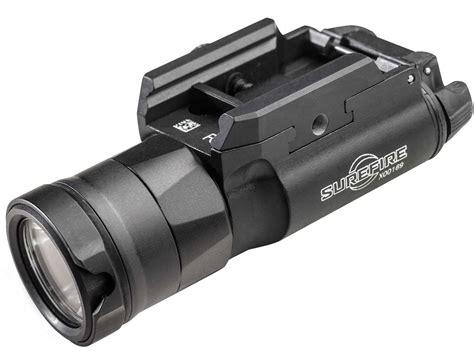 surefire pistol light surefire x300uh b led pistol light 600 lumens