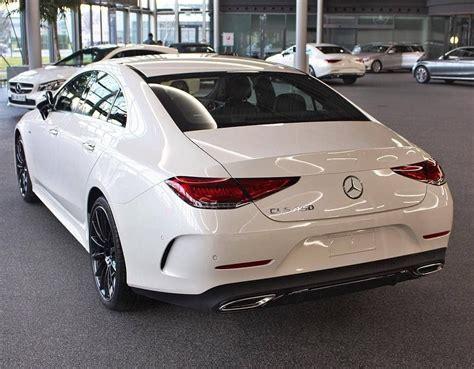Best 2020 Mercedes Benz Cls 450 New Interior  Car News