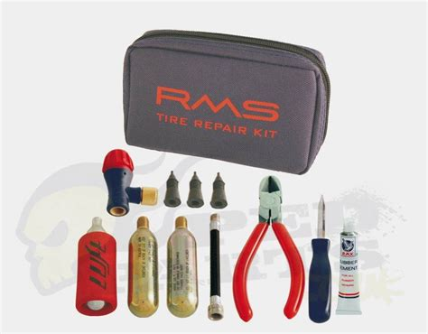 Emergency Tubeless Tyre Puncture Repair Kit
