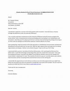 summer internship cover letter free download With cover letters for summer internships