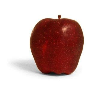 Apple, Red Delicious, Whole Fruit, 3lb