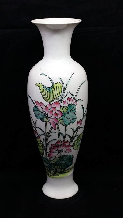 jingdezhen lotus vase bergen water gardens lotus paradise