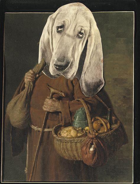 Georg Grosz (1893-1959) , Hund als Mönch | Christie's