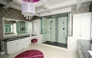Coiffeuse Salle De Bain : salle de bain classique sur mesure vanit portes ~ Teatrodelosmanantiales.com Idées de Décoration
