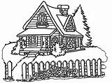 Coloring Pages Cartoon Houses Colouring Printable Adult Sheets Winter Wecoloringpage Awesome Clipart Doll Popular Boys Sheet Drawing Coloringhome Nice Advanced sketch template