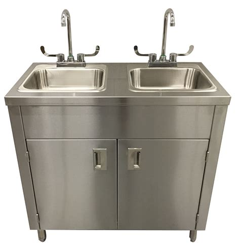 portable sink depot portable sink stainless steel