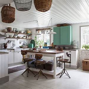 Shabby Chic Küche : shabby chic k che wohnideen einrichten ~ Markanthonyermac.com Haus und Dekorationen