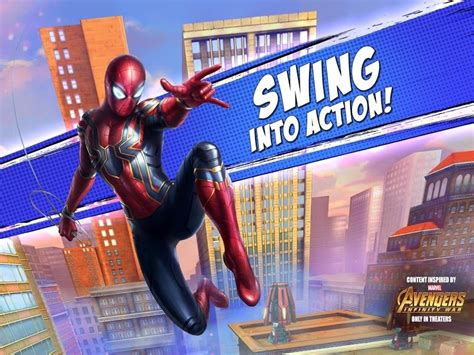 marvel spider man unlimited mod max energymax