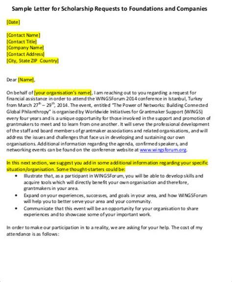 7 sle scholarship application free sle exle