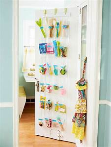 5 easy ways to organize your kitchen utensils With organize your stuff with over door storage