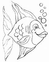 Coloring Pages Fish Fishing Drawing Pout Puffer Colouring Printable Educative Getdrawings Bass Rainbow Getcolorings sketch template