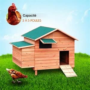 Blé Pour Poule Pas Cher : achat poulailler pour 3 poules poulailler ~ Carolinahurricanesstore.com Idées de Décoration
