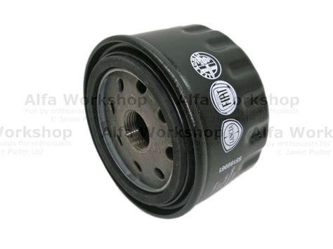 Alfa Romeo Gt Oil Filter