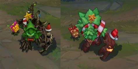 league of legends ornaments maokai skin without ornaments is like