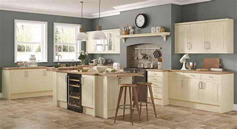 Cottage Cream  Competitively Priced Kitchen And Bedroom
