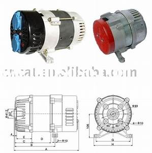 2 5 Kva 60hz Sine Wave Alternator Parts For Honda For Sale