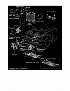 Toyota Workshop Manuals  U0026gt  Sequoia 2wd V8