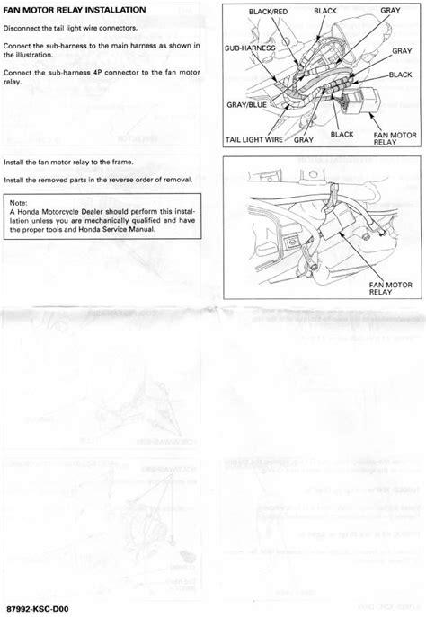 gutted harness diagrams yamaha yfz450 forum yfz450