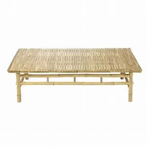 Table Maison Du Monde Bois : table basse jardin maison du monde ~ Premium-room.com Idées de Décoration
