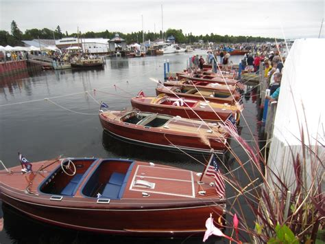 Wooden Boat Show 2017 Michigan by 68 Best Wooden Boats Images On Pinterest Ships Wood And